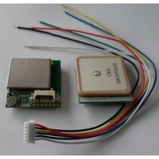 UBLOX 6m GPS Module Compatible with Rabbit Pirate MWC APM2 Flight Control Board