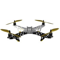 ST450 Folding Quadcopter RTF Aircraft 450mm Wheelbase Aluminum Multicopter