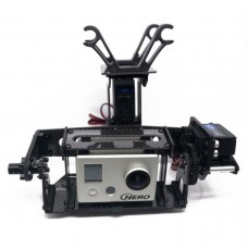 XAircraft CMGOPRO-TP Pan/Tilt Camera Mount for FPV Syetem with 2 Servos