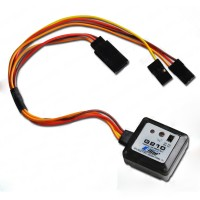 E-Flite G210HL Micro Heading Lock MEMS Gyro Blade 450