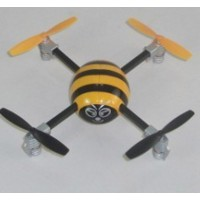 2.4G 4CH Honeybee Bee Mini RC Quadcopter 6-Axis 3D UFO Aircraft with Transmitter