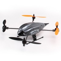 Walkera Hoten-X 6-Axis Gyro UFO BNF Quadcopter FPV Aircraft with DEVO7 Transmitter