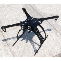 Z550-V2 Copter Frame Quadcopter Airframe Fiber Glass 550mm Wheelbase MultiCopter