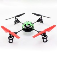 WL V929 Ladybird Beetle UFO 220mm Aircraft Quadcopter Parts PVC Canopy Green