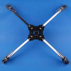 KK MK X600 Quadcopter Folding Frame Aircraft Multi RC Heli Fiber Glass 600mm Wheelbase