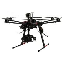 DJI Spreading Wings S800 Hexcopter Kit DJI-S800 + DJI Wookong-M Autopilot Controller GPS Combo