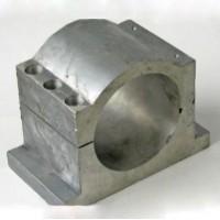 80mm Diameter Spindle Motor Mount Bracket Clamp