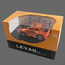 1/52 1:52 Scale Mini RC Radio Remote Control Racing Car 2006-3-Orange