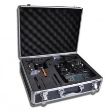 Aluminum Case for Walkera QR Scorpion Hexacopter UFO 6-Axis Gyro 6 Blades Aircraft