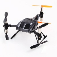 Walkera QR Scorpion Hexacopter UFO 6-Axis Gyro 6 Blades Aircraft with DEVO 8S Transmitter