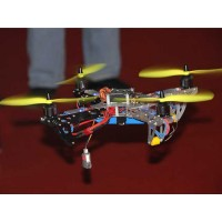 ST330 Folding Quadcopter Frame Four-Rotor Aircraft 330mm Wheelbase Aluminum Multicopter