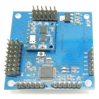 Kcopter STM32F103CBT6 Flight Control Board with MPU6050 HMC5883L MS5611 Chip