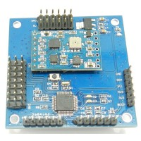 Kcopter STM32F103CBT6 Flight Control Board with L3G4200D BMA180 HMC5883L BMP085 Chip