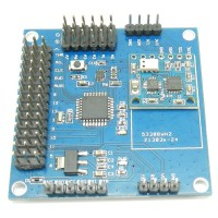 Kcopter Multiwiicopter MWC Flight Control Board with MultiWii MPU-6050 HMC5883L MS5611