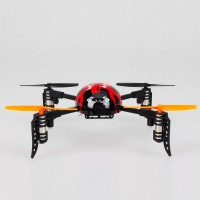 Ladybird Mini UFO Aircraft Quadcopter 130mm WheelBase with 2.4GHz 4CH Transmitter