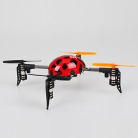 Ladybird Mini UFO Aircraft Quadcopter High Performance 220mm WheelBase