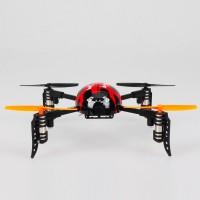 Ladybird Mini UFO Aircraft Quadcopter 220mm WheelBase with 2.4GHz 4CH Transmitter