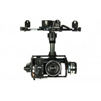 DJI Zenmuse Z15 Z15-G 3-Axis Gimbal Camera Mount for Panasonic GH-1/GH-2