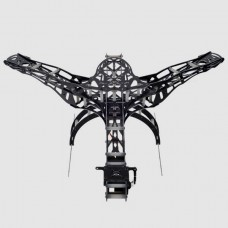 Y3-500 Glass Fiber 3-Axis Multicopter Frame Aircraft 500mm Shaft Distance with Servo