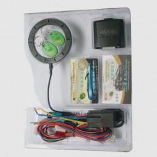 SK-902 Intelligent Car Wardedlock Burglar Alarm