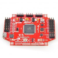 MWC Multiwii Flight Control Board QUADX ATMEGA2560 MCU for Quadcopter Multicopter