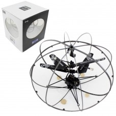 Flying Ball 3.5ch Rc Helicopter Remote Control Fly Ball With LED Light
