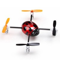 Walkera QR Ladybird 6-Axis Mini UFO Aircraft Quadcopter
