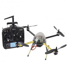 LOTUSRC T380 RTF Quadcopter Aircraft with ESC Motor Propeller FC TX/RX