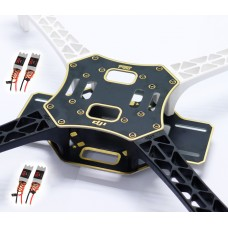DJI F450 MultiCopter Quadcopter Frame Kit Combo with ESC Motor Propeller