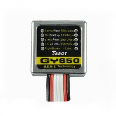 Tarot GY650 Mini Gyro MEMS w/ Heading Hold 8g