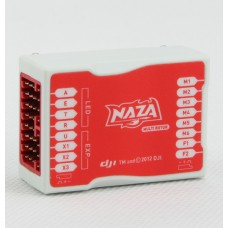 DJI NAZA Multirotor Stabilization Controller for Quadcopters