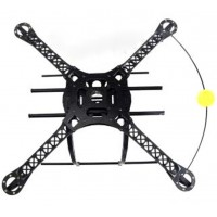 XAircraft DIY X4/X8 CF Carbon Fiber Frame for Quadcopter Multicopter Flight