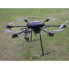 HobbyLord ST680 Carbon Fiber 680mm Shaft Distance Hexcopter Frame