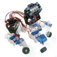 Arduino Quad Bot Puppy Robot Education Equipment