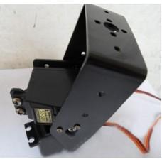 Arduino Robot 2 DOF Pan and Tilt With MG995 Servos Sensor Mount kit