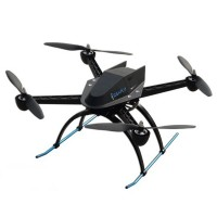 IFLY-4 Cool Folding ARF Quadcpoter 450mm Shaft Distance With MWC SE Flight Controller