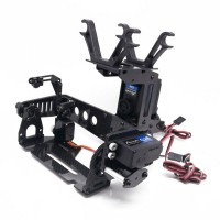 XAircraft CMGOPRO-TP Pan/Tilt Camera Mount with 2 Servos