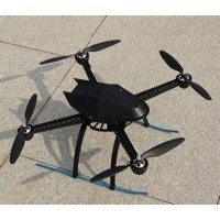 IFLY-4 Cool Folding Quadcpoter Frame ABS 450mm Shaft Distance for Aerial Photography