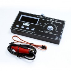 GWS MT-1 RC Multiple Tester Speed Tester for Servo