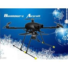 Hobbylord Bumblebee Carbon Fiber Folding Frame Quadcopter