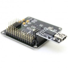 MWC MultiWii Lite 4-axis X-Mode Flight Control Board QUADX w/ FTDI Basic Breakout