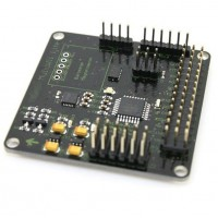 MWC MultiWii SE Standard Edition 4-axis X-mode Flight Control Board QUADX