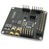 MWC MultiWii SE Standard Edition 4-axis X-mode Flight Control Board QUADX