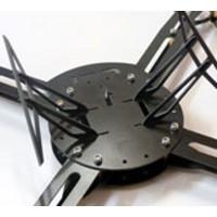 KK MK Multicopter CDL-X360 Mini Quad-Rotor Multi Friber Glass Folding Frame 350mm