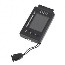 Cell Meter 8 Battery Voltage Meter With Alarm Cell for 1-8 Series Li-po Li-lon Li-fe NiCd NiMH