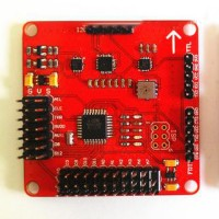 MWC MultiWii Standard Flight Control Board +FTDI Multicopter QuadCopter Red