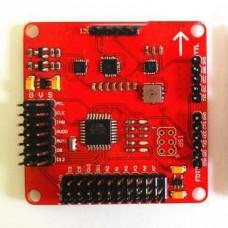 MWC MultiWii Standard Flight Control Board +FTDI Multicopter QuadCopter Red