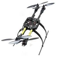 Xaircraft X650 Value V4 Quadcopter Carbon Fibre Folding Frame special for Photography