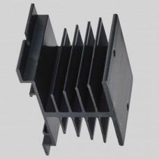 Heat Sinker Radiater Cool Fun Black