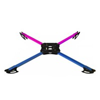 KK X525 Alloy Aircraft Folding Strong Frame QuadCopter Xcopter MultiCoptor UFO